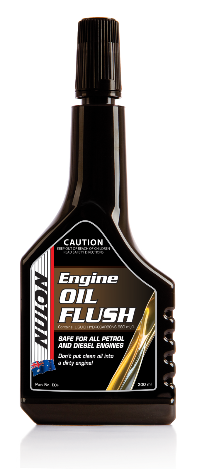 Nulon engine oil flush