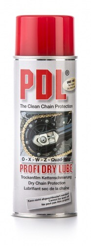 pdl dry chain lube