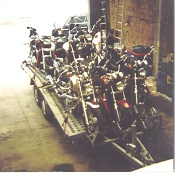 Motorcycle Transport And Shipping